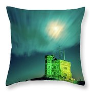 Signal Hill Moonshine Throw Pillow