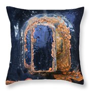 Signs-2 Throw Pillow