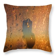 Signs-7 Throw Pillow