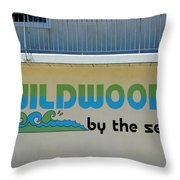 Signs And Sayings - 5 Throw Pillow
