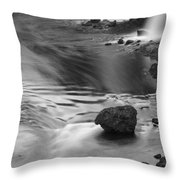 Sigoldufoss Waterfalls Iceland 1315 Throw Pillow