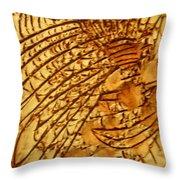Sikh - Tile Throw Pillow