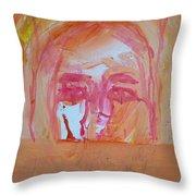 Silence Is Not Golden Throw Pillow