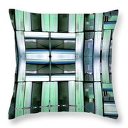 Silencer Throw Pillow