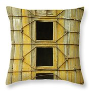 Silo 2 Throw Pillow