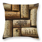 Silver Oak And More Throw Pillow
