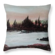 Silverlake Throw Pillow