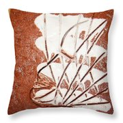 Simon - Tile Throw Pillow