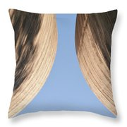 Simoons Throw Pillow