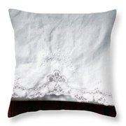 Simple Elegance Throw Pillow
