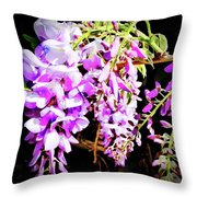 Simple Pleasures From The Garden Throw Pillow