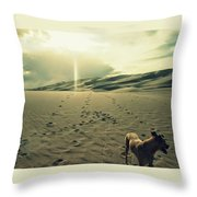 Simple Together Throw Pillow