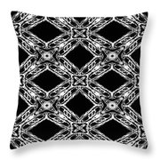 Simplicity Atomic Collective Throw Pillow