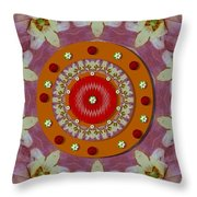 Simplicity Throw Pillow