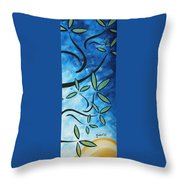 Simply Glorious 4 By Madart Throw Pillow