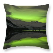 Simply Glowing Throw Pillow