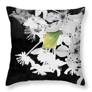 Simply Here Throw Pillow