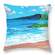 Simply Maui 18 X 24 Throw Pillow