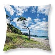 Simply New Zealand Throw Pillow