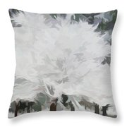 Simply Soft Essence Of Winter Throw Pillow