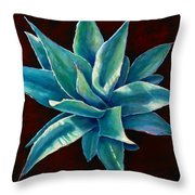 Simply Succulent Throw Pillow