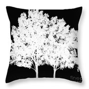 Simply Together Throw Pillow