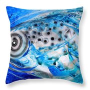 Sincerity Recycled Throw Pillow