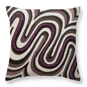 Cosine Throw Pillow
