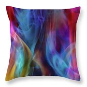 Sing Your Soul Throw Pillow