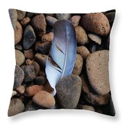 Singled Out And Loving It Throw Pillow