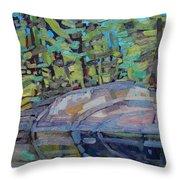 Singleton Granite Throw Pillow