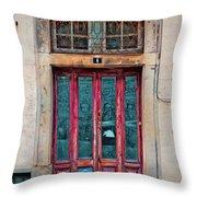 Sintra Door Throw Pillow