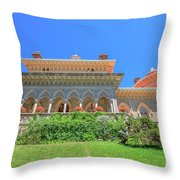 Sintra In Portugal Throw Pillow