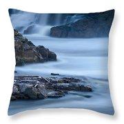Sioux Falls Park South Dakota Throw Pillow