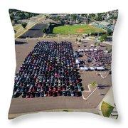 Sioux Falls Rise/shine 2 Throw Pillow