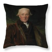 Sir Thomas Lawrence Throw Pillow