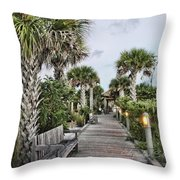 Sit N Relax Throw Pillow