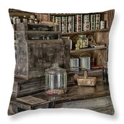 Six Cents - 5x7 Throw Pillow