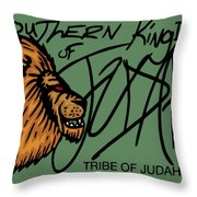 Sk Of Judah Throw Pillow