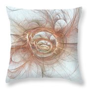 Skadielea Throw Pillow
