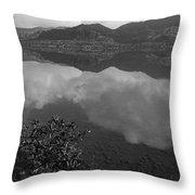 Skc 3981 Nature's Mirror. Throw Pillow