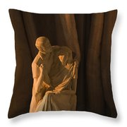 Skc 5259 A Romantic Couple Throw Pillow