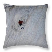 Skitilthend Throw Pillow