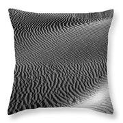 Skn 1129 Corrugation Throw Pillow