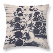 Skull Fashion Accessories  Throw Pillow