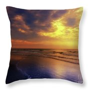 Sky Definition Throw Pillow