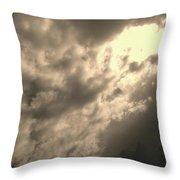 Sky Dreams 4 Throw Pillow