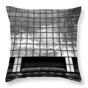 Sky Graph Throw Pillow
