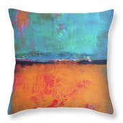 Sky Sky Throw Pillow