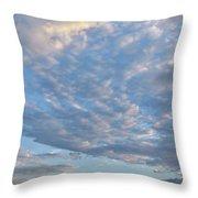 Sky Variation 43 Throw Pillow